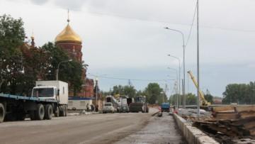 Реконструкция набережной р. Екатерингофки