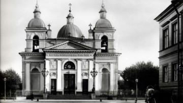 Рождественская церковь на Песках