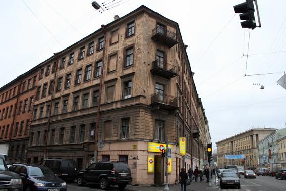 Садовая улица, 63