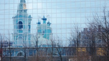 Бизнес-центр «РАНТ» напротив Сампсониевского