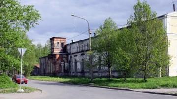 Сергиевская церковь в Пушкине