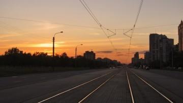 Трамвайные сети во Фрунзенском районе