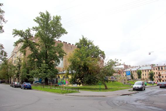 Сквер Виктора Цоя