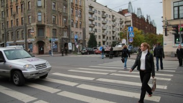 Средний проспект ВО будущий пешеходный участок