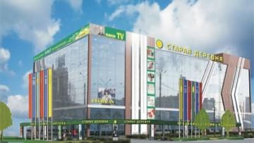 Торговый комплекс «Старая деревня» (новый рынок у метро)