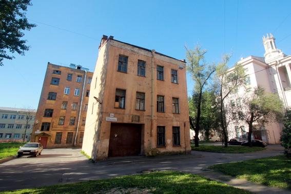Улица Трефолева, 18, литера А