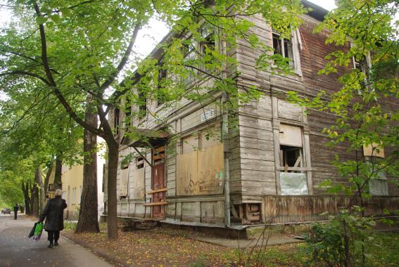Дом Цветковой на улице Васенко, 8