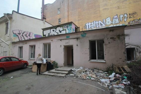 Загородный проспект, дом 19а, литера В