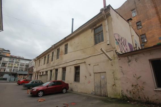 Здания на Загородном проспекте, дом 19а, литера Б