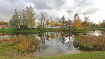 База Зенита в Удельном парке