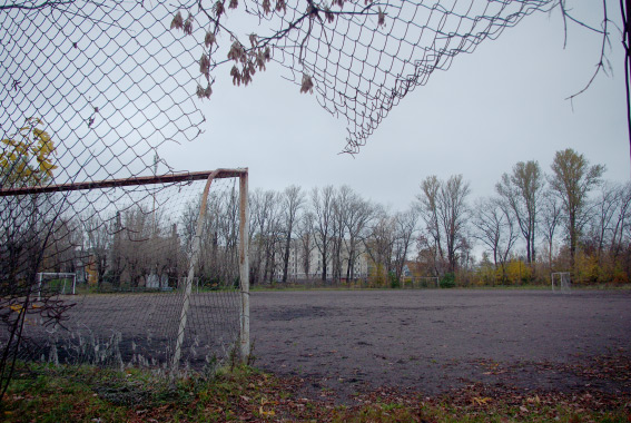 Стадион на территории «Динамо»