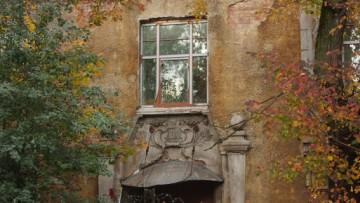 Дом Шадрина, парадный вход