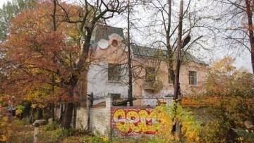 Реконструкция бывшего дома Шадрина