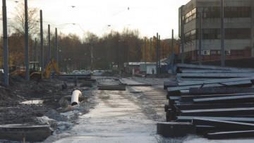 Улица Жукова, ремонт