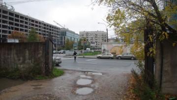 Перекресток Кирочной улицы и Новгородской улицы