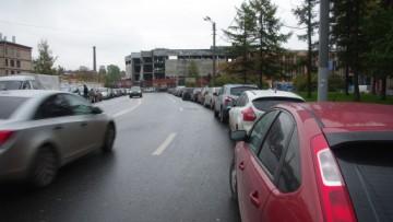 Кирочная улица в направлении к Новгородской улице