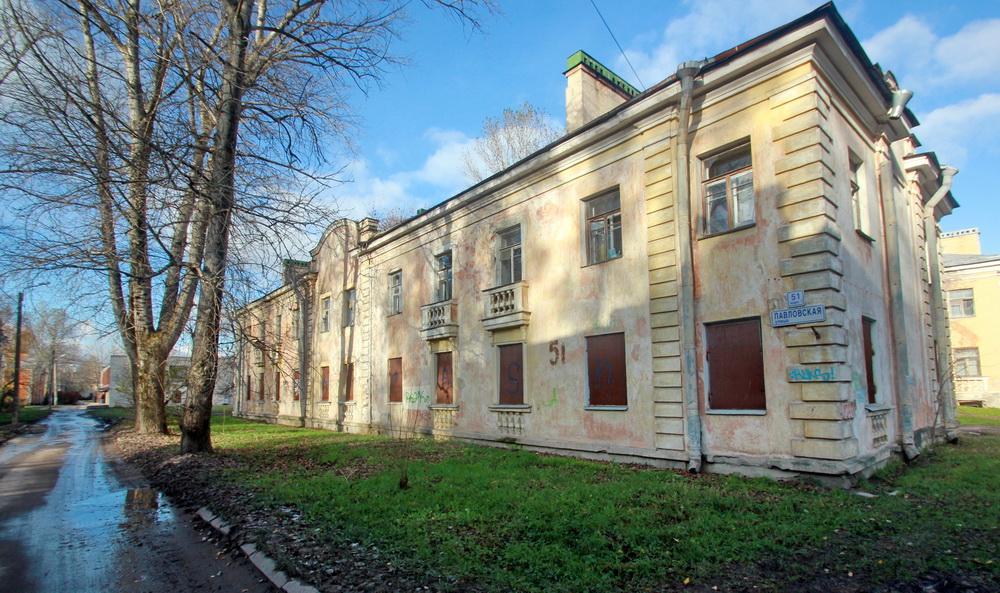 Колпино, Павловская улица, 51, корпус 2