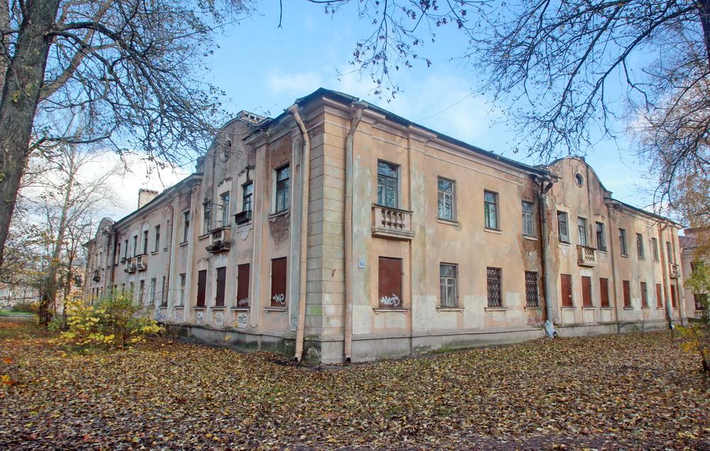 Колпино, Павловская улица, 63
