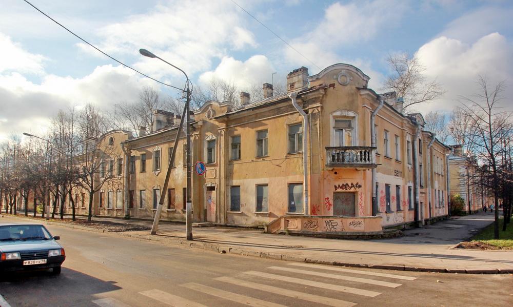 Колпино, проспект Ленина, 52