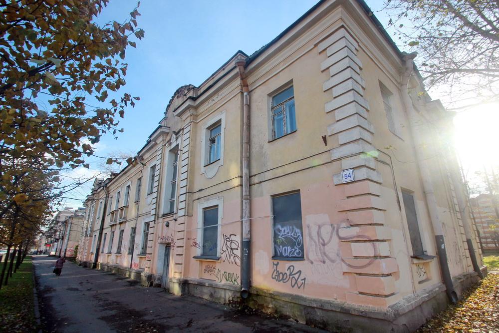 Колпино, проспект Ленина, 54