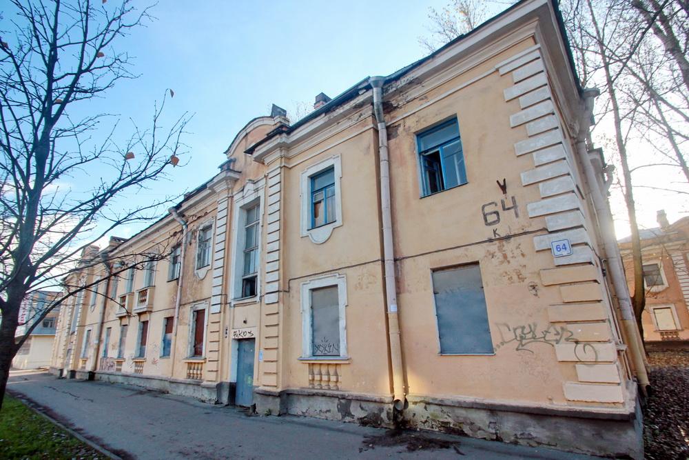 Колпино, проспект Ленина, 64