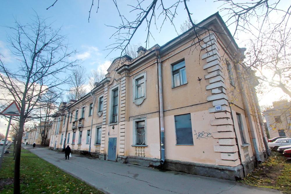 Колпино, проспект Ленина, 68
