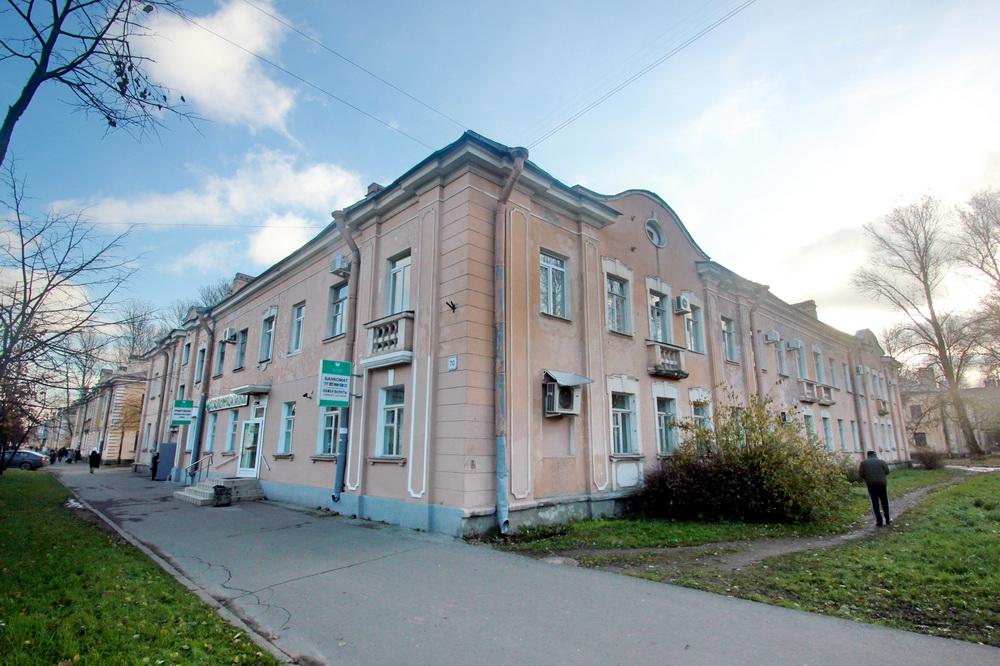 Колпино, проспект Ленина, 70