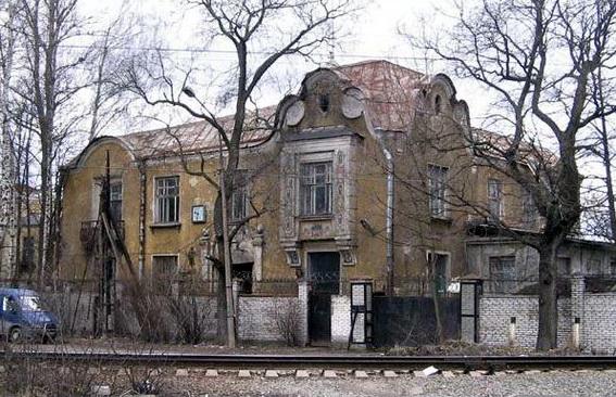 Контора Шадрина на Сабировской улице, 35