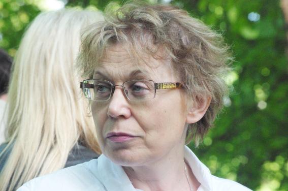 Ольга Кормильцева, начальник Управления популяризации объектов культурного наследия КГИОП