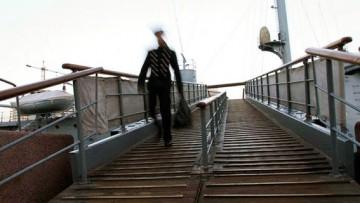 Крейсер «Аврора» стал музеем