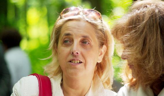 Ломакина Елена Евгеньевна, начальник управления по охране и использованию объектов культурного наследия КГИОП