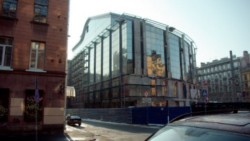 Торговый центр на Малом проспекте