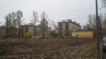 Строительная площадка на Московском шоссе, 16