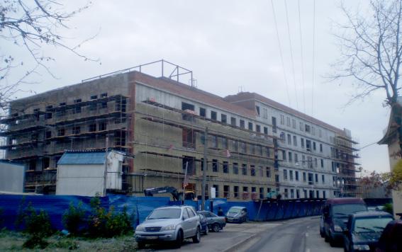 Строительство нового суда в Невском районе