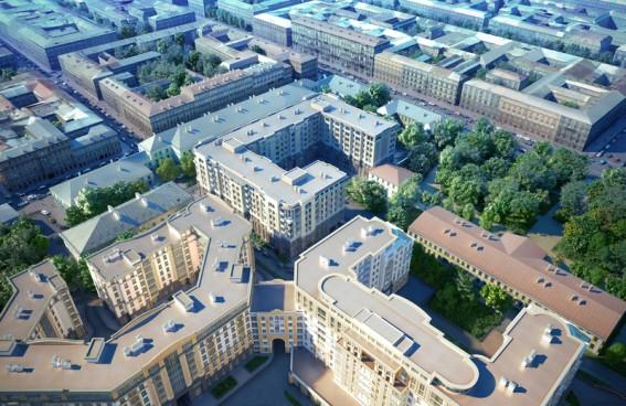 Жилой дом на улице Радищева, 39