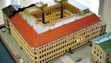 Переулок Антоненко, 2, проект реконструкции под апартамент-отель, Исаакиевская площадь
