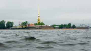 Петропавлоская крепость