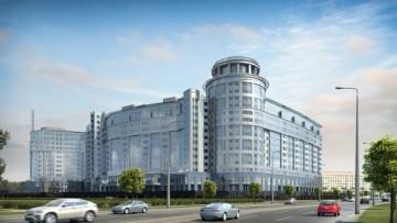 Проект жилого комплекса «Платинум»