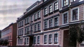 Проект детского сада в Климовом переулке, 4