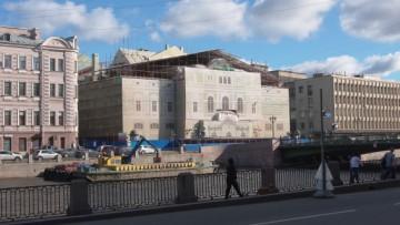 Реконструкция Большого драматического театра