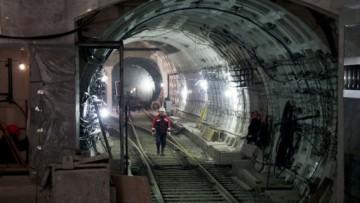 Тоннель у Бухарестской