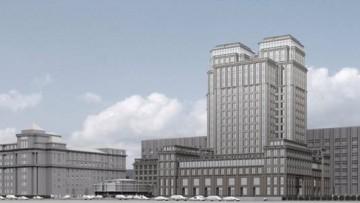 Проект высотного здания у метро «Электросила»