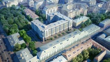 Жилой дом на улице Радищева, 39, литера М, Возрождение Санкт-Петербурга, ЛСР