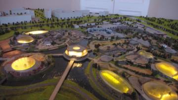 Проект нового зоопарка в Юнтолове