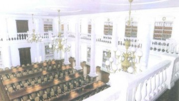 Реставрация «Белого зала»