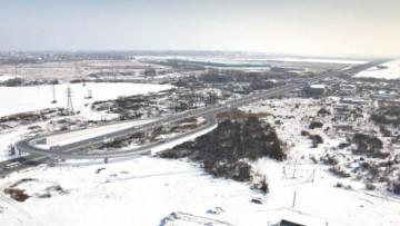 Развязка Колпинского и Московского шоссе