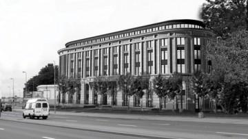 Строительство арбитражного суда на улице Смольного