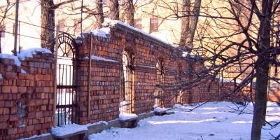 5-я линия Васильевского острова, 24-26, ограда