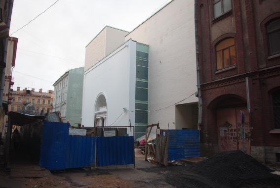 Академия Эйфмана на Петроградке