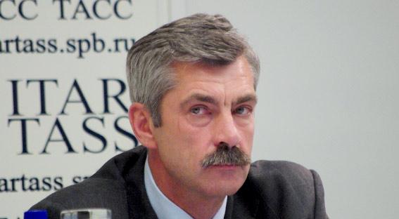 Белов Александр Алексеевич, главный инженер ГУП «Мостотрест»